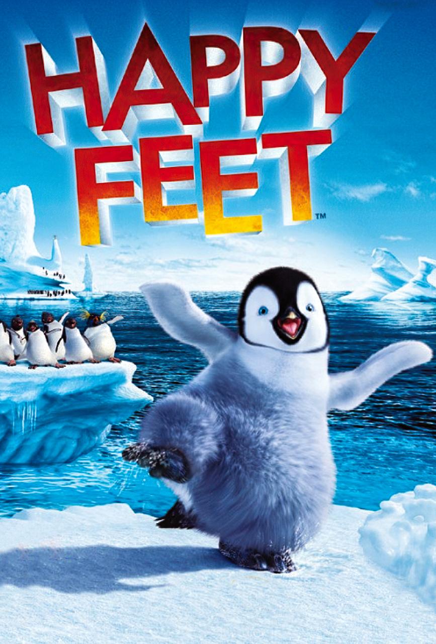 Pinguini këmbëlumtur