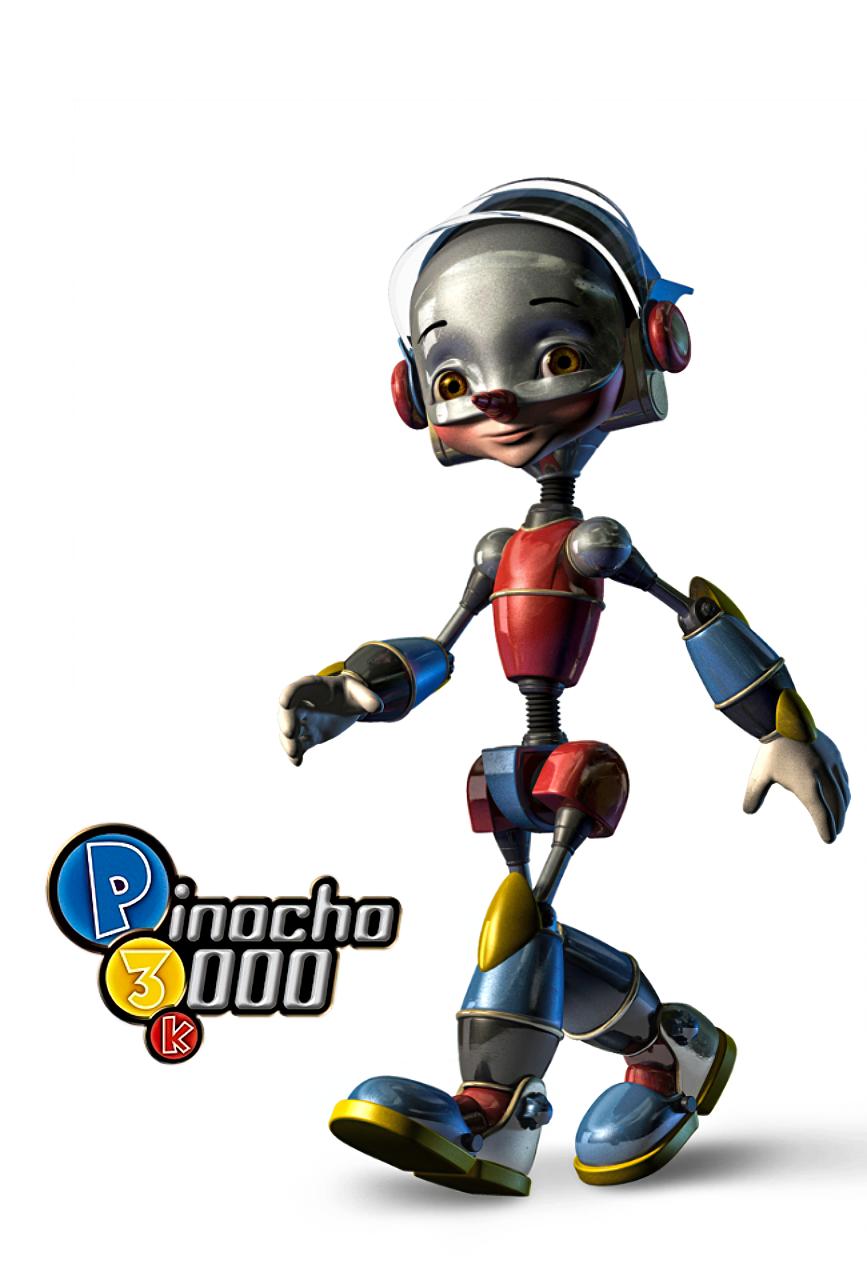 Pinoku 3000