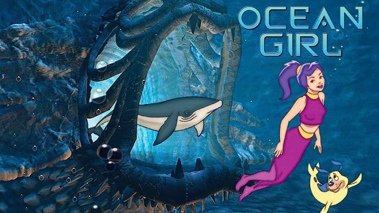 Vajza e oqeanit