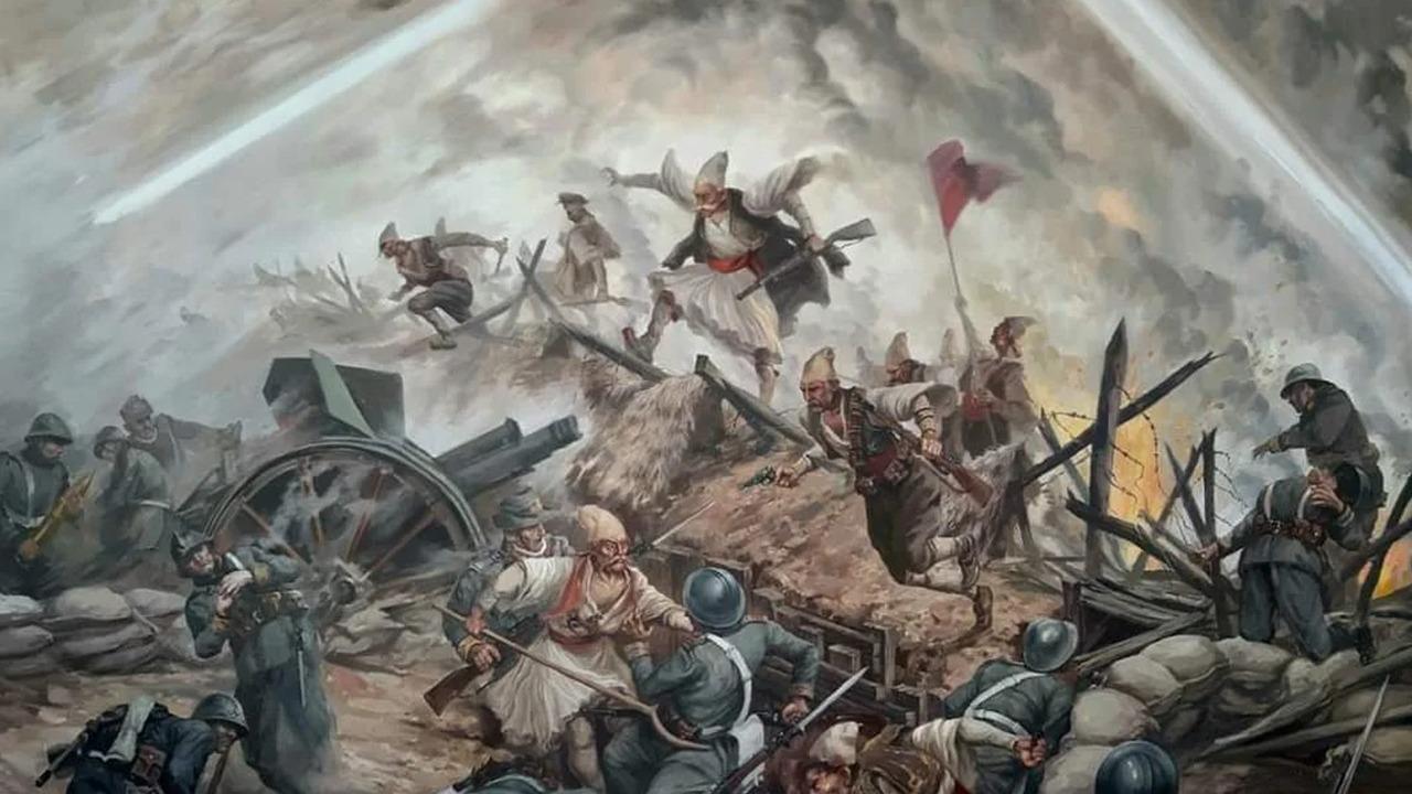 Lufta e mençur e Vlorës