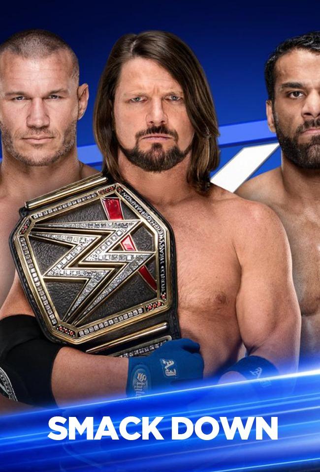 WWE: Smackdown-ritransmetim